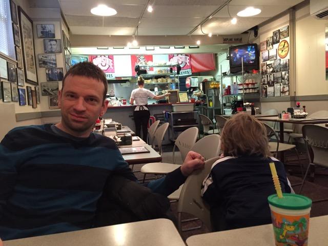 Jack and Benny's Barnstormer Diner