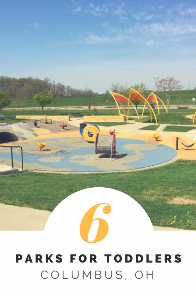 6 Parks for Toddlers in Columbus, Ohio