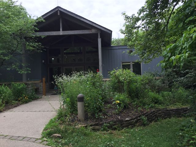 Nature Center at Blendon Woods Metro Park