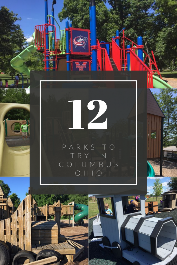 Best Playgrounds and Parks in Columbus, Ohio