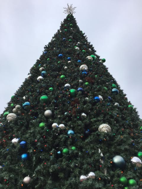 Christmas Tree at Easton Town Center