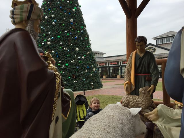 Nativity at Easton Town Center