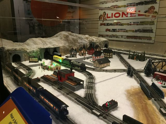 Holiday Train at Ohio History Center