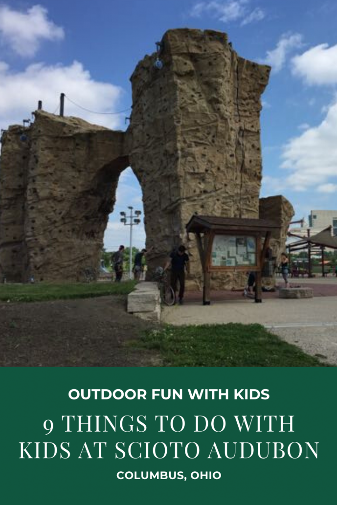 9 Things to do with Kids at Scioto Audubon Metro Park