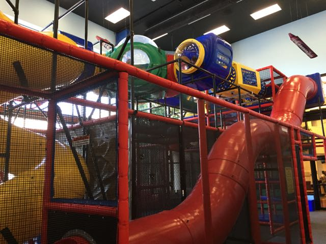 free indoor play area at The Naz, Grove City Columbus