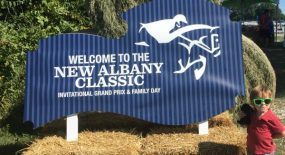 Scenes from the New Albany Classic