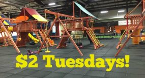 $2 Tuesdays: Recreations Outlet, Columbus Zoo and Tacos!