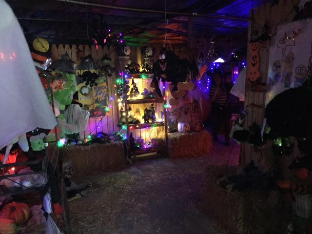 haunted maze in columbus, Ohio