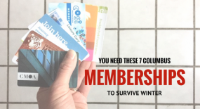 You Need these 7 Columbus Memberships to Survive Winter!