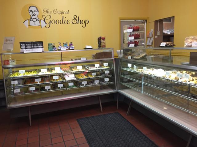 The Original Goodie Shop, a bakery in Columbus, Ohio