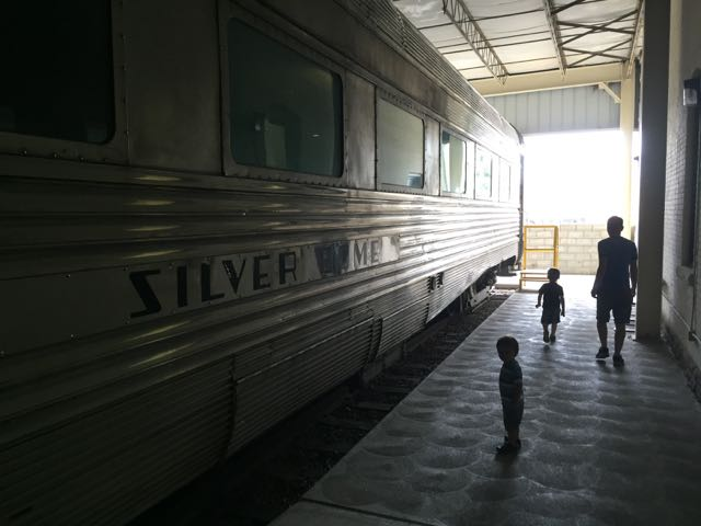 things to do in Bellevue: See a train car at the railroad museum