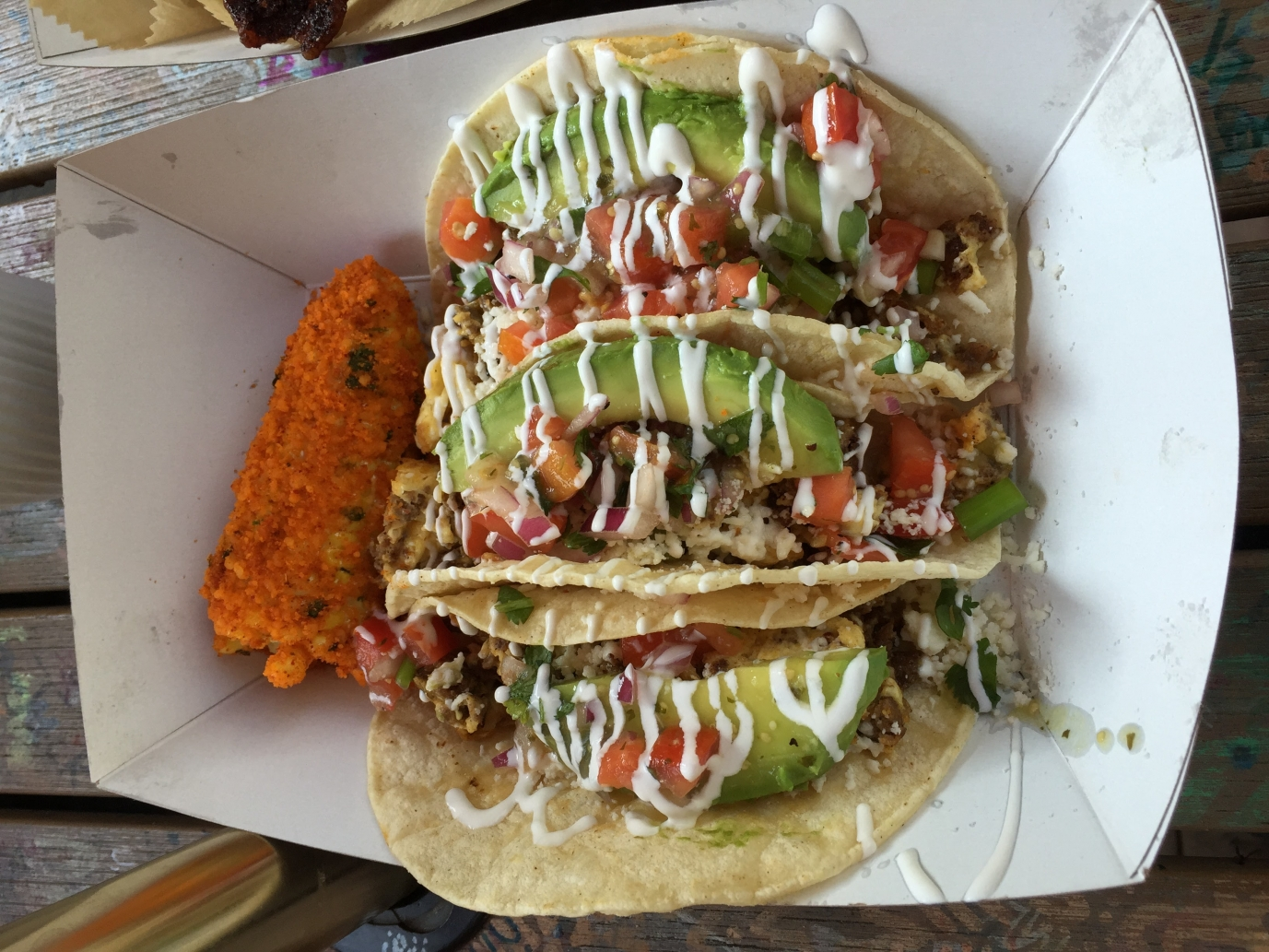 5 on Friday Tacos