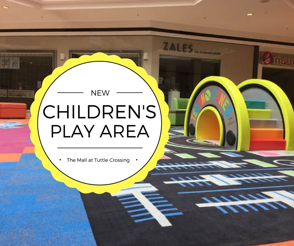 Play Area At The Mall Tuttle Crossing