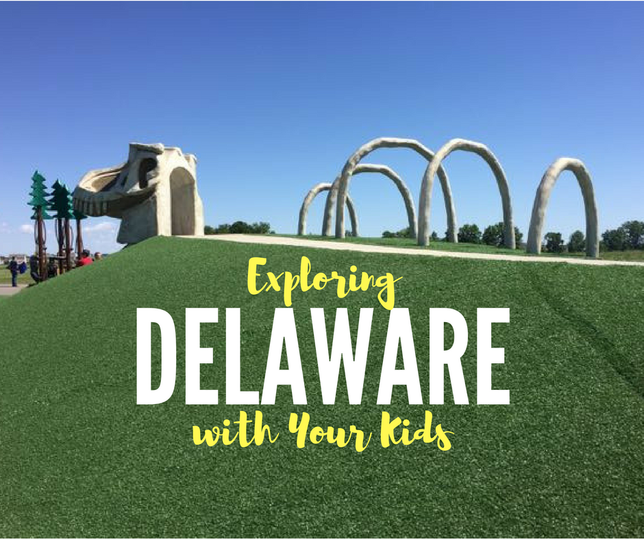 Exploring Delaware, OH with Your Kids