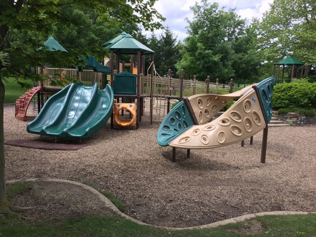 homestead metro park play ground