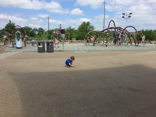 playground at scioto audubon metro park