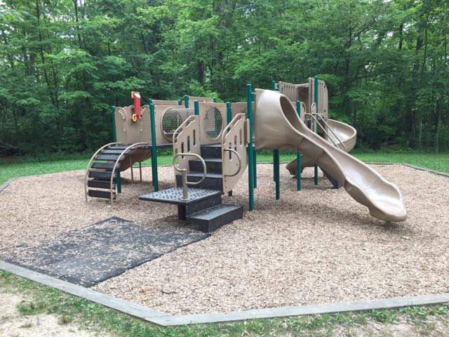 Battelle Darby Creek Metro Park Play area