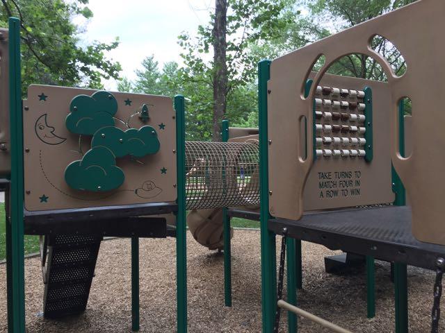 battelle darby creek metro park playground