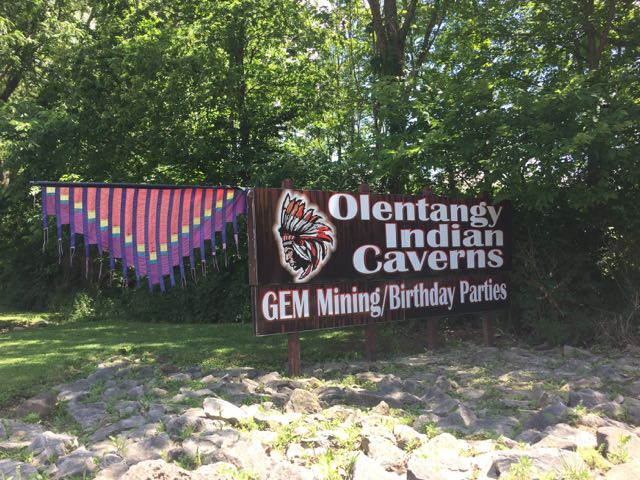 10 Things to do at Olentangy Indian Caverns