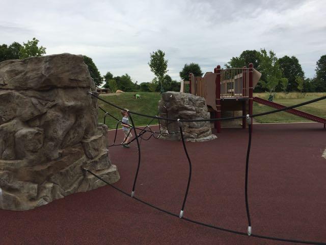 rocky fork metro park playground