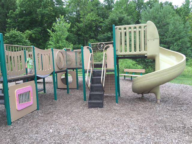blendon woods metro park play ground