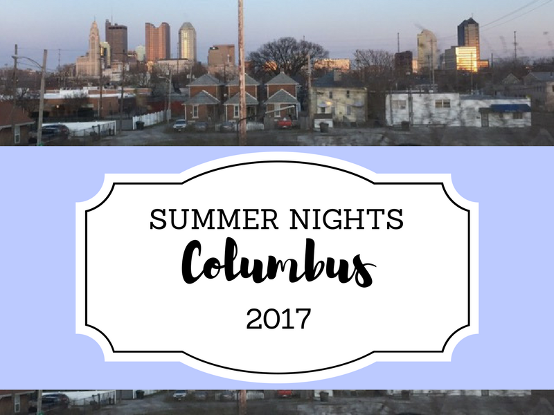 SUMMER NIGHTS IN COLUMBUS