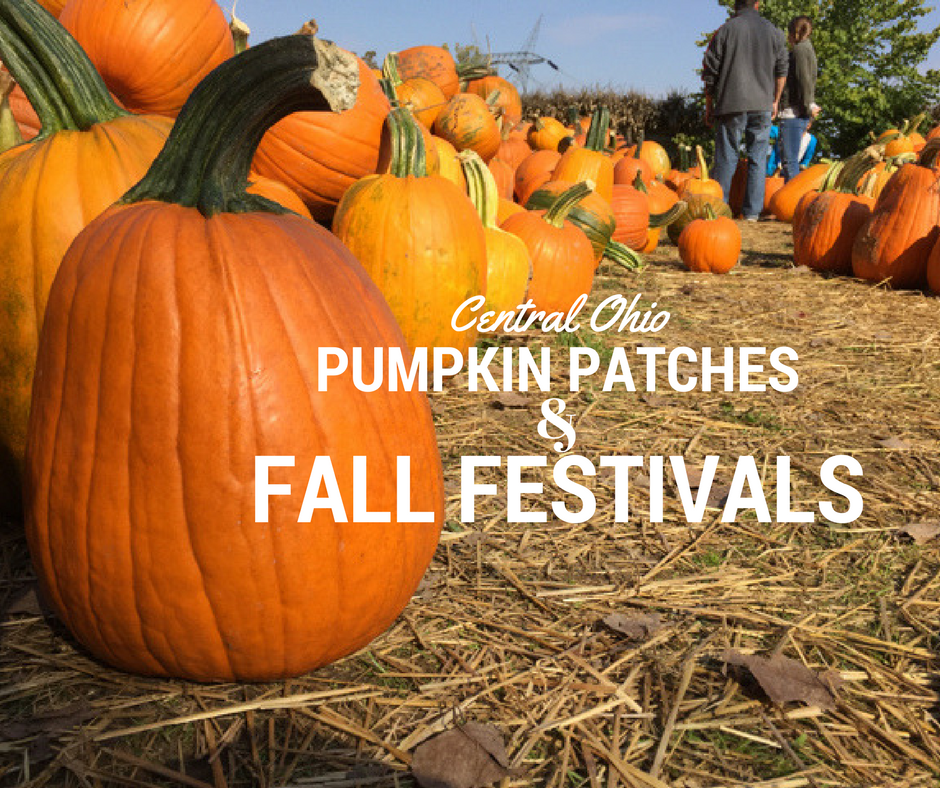 CENTRAL OHIO PUMPKIN PATCHES AND FALL FESTIVALS