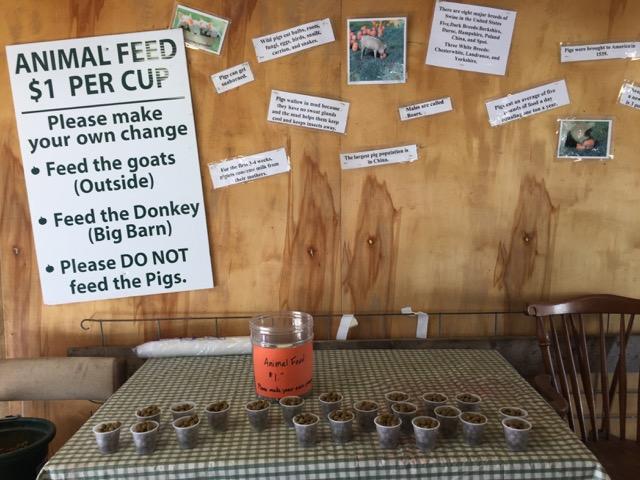 Leeds Farm animal feed