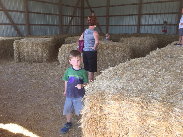 Leeds Farm Straw Barn