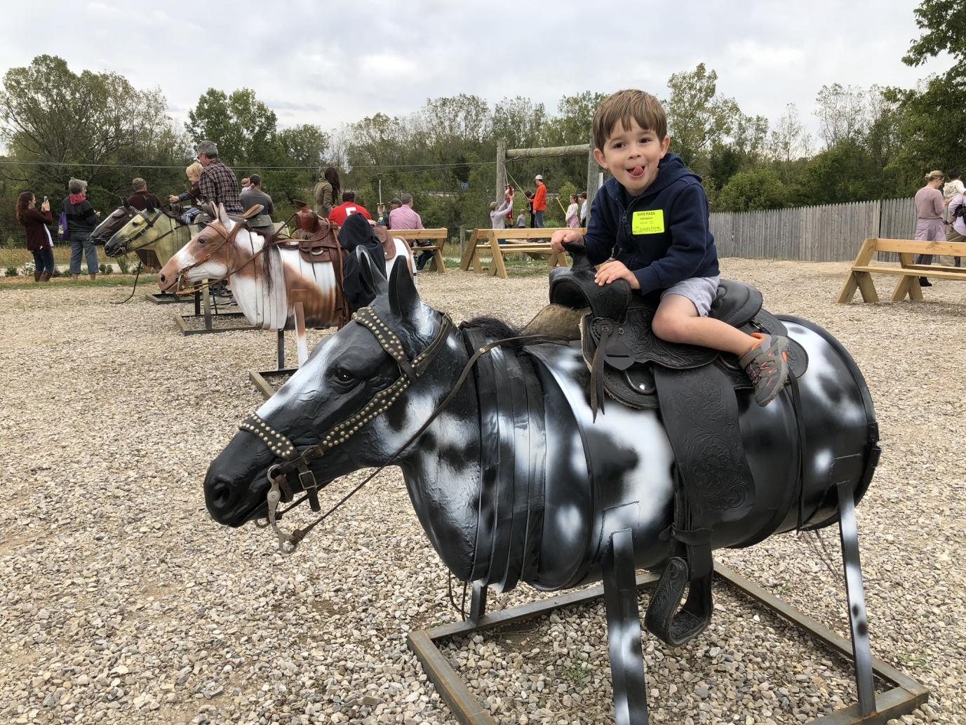 Leeds Farm Horse Corral