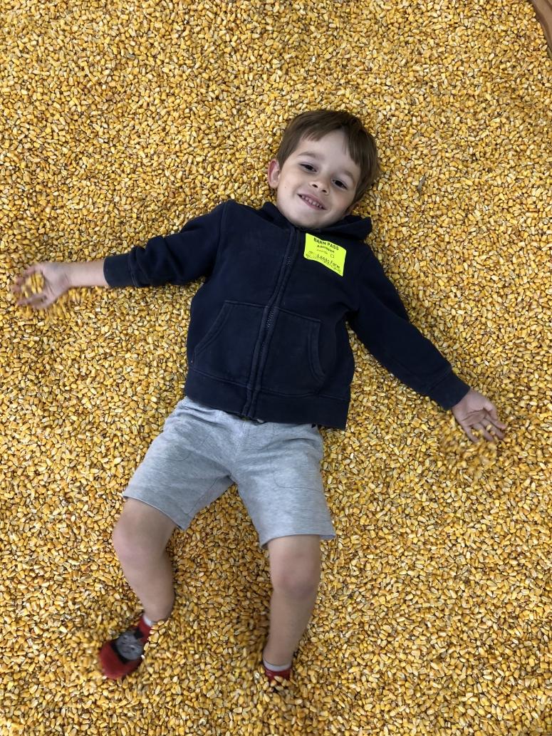 Leeds Farm Corn Barn