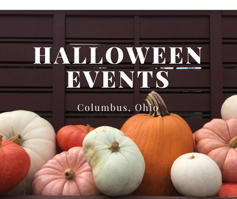 Halloween Events Around Columbus