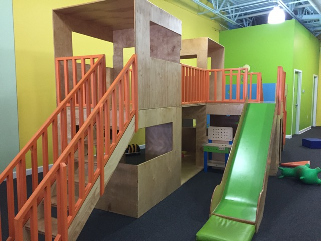 peapod play cafe in Columbus, Ohio