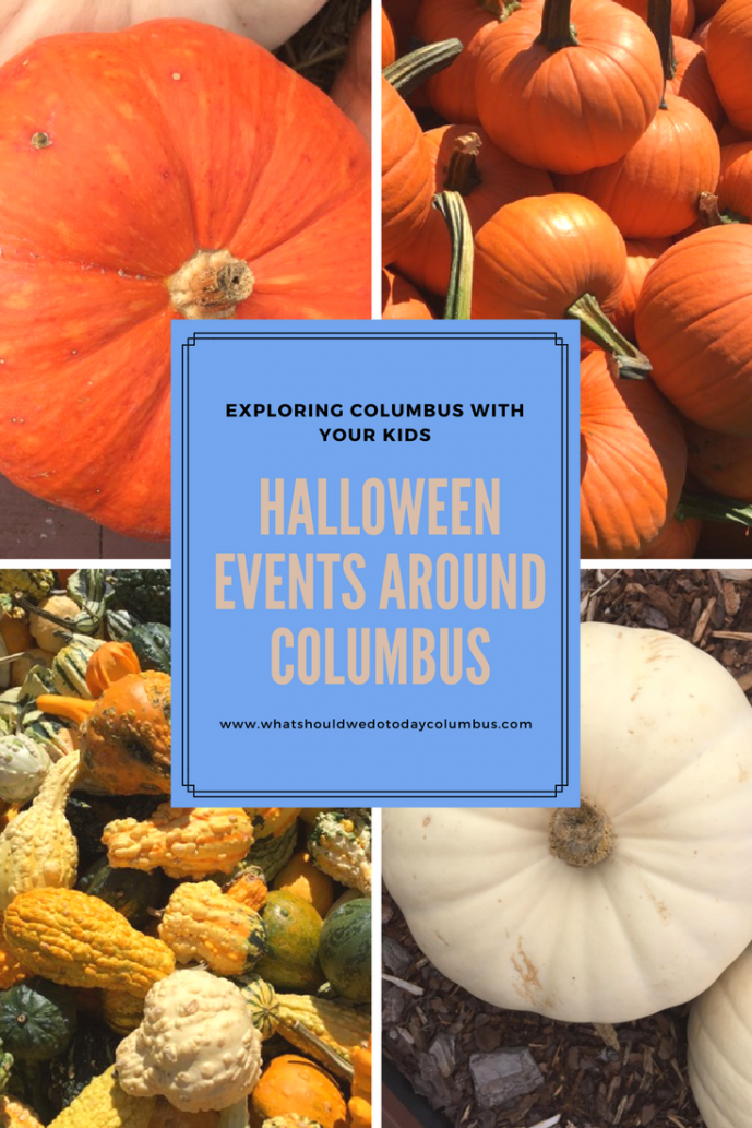 Halloween Events Around Columbus
