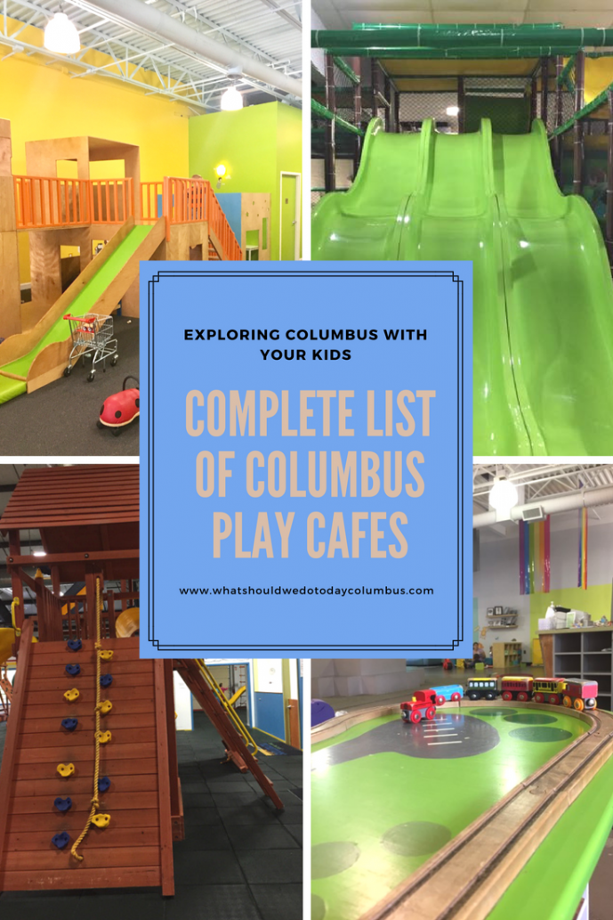 The Complete List of Columbus Play Cafes