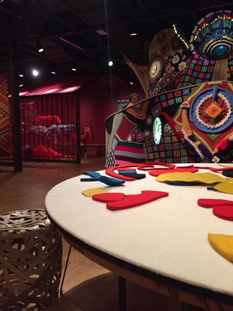 Wonder Room for kids at columbus museum of art in Columbus, Ohio