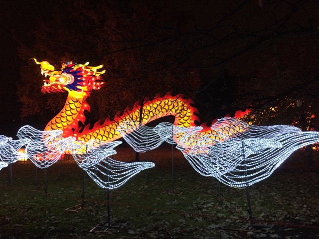 Dragon Chinese Lantern Festival, Columbus, Ohio
