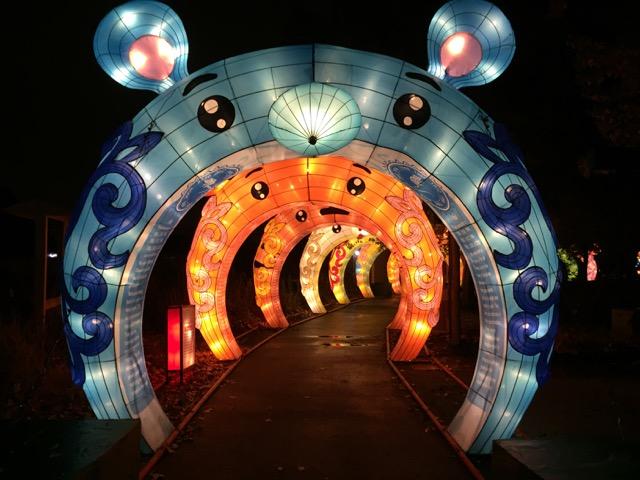 Dragon Chinese Lantern Festival, Columbus, Ohio
