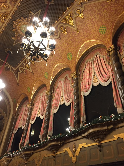 Ohio Theatre, Columbus, Ohio, The Nutcracker
