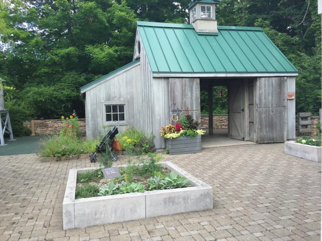 Sisters Garden in Inniswood Metro Park
