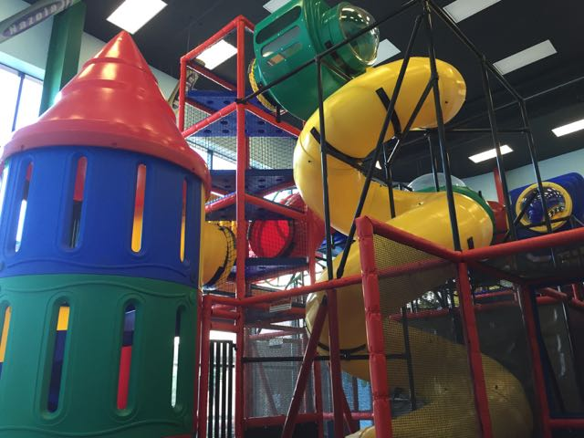 The Naz Play place in Grove City, Ohio