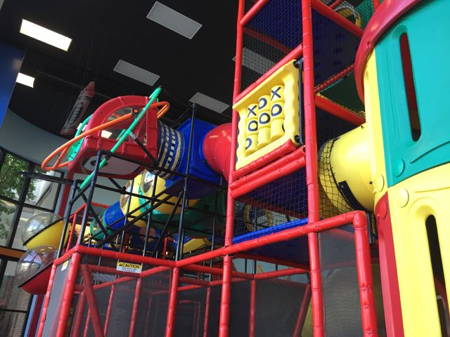 The Naz Playplace in Grove City, Ohio