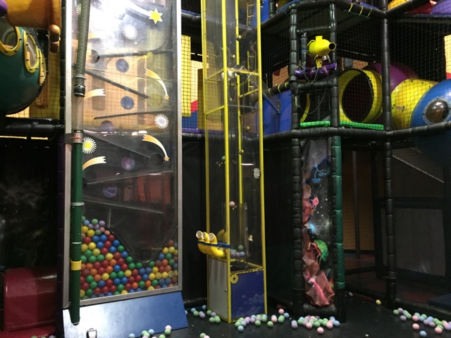 Kids Gym at Magic Mountain, Polaris, Ohio