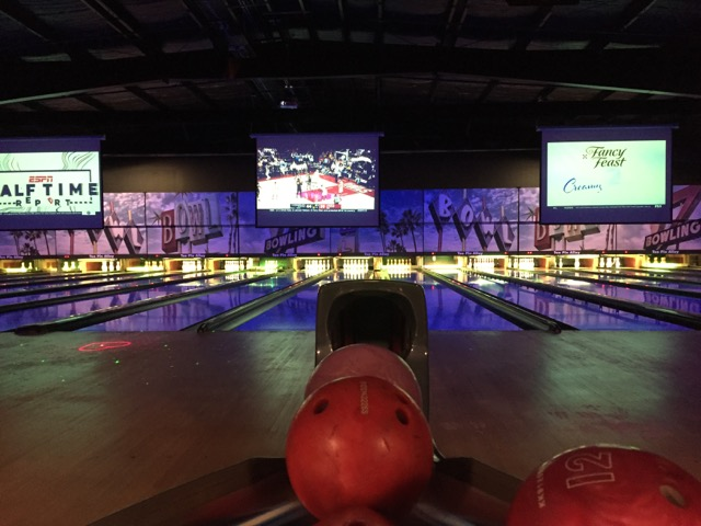 kids eat free at Ten Pin Alley, Hilliard Ohio