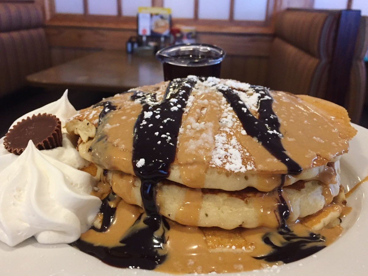 Buckeye Hotcakes at Bob Evans Restaurants