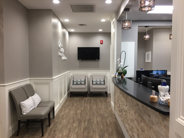 River Park Dental Front Office