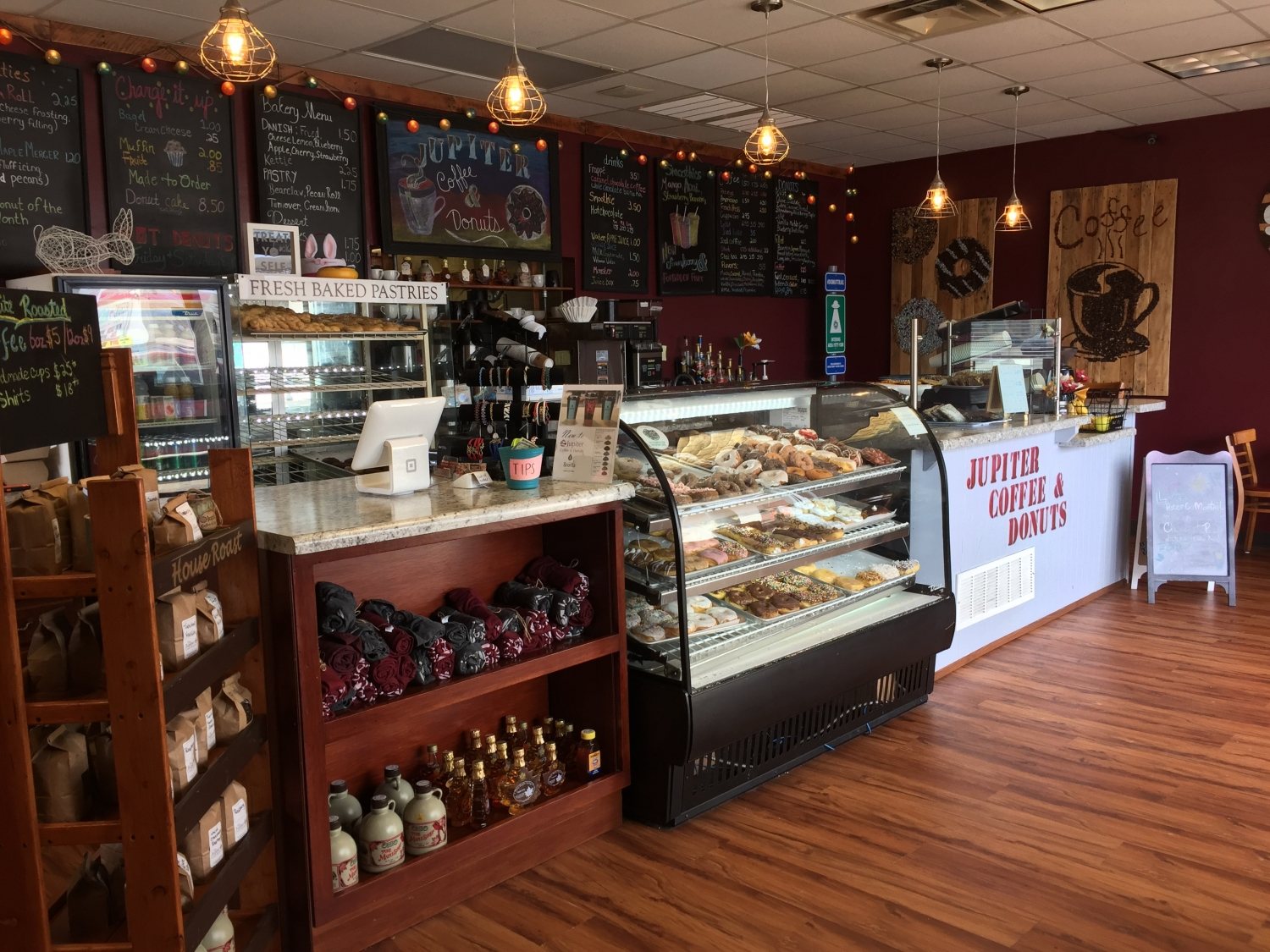 Juniper Coffee and Donuts in Butler County Ohio
