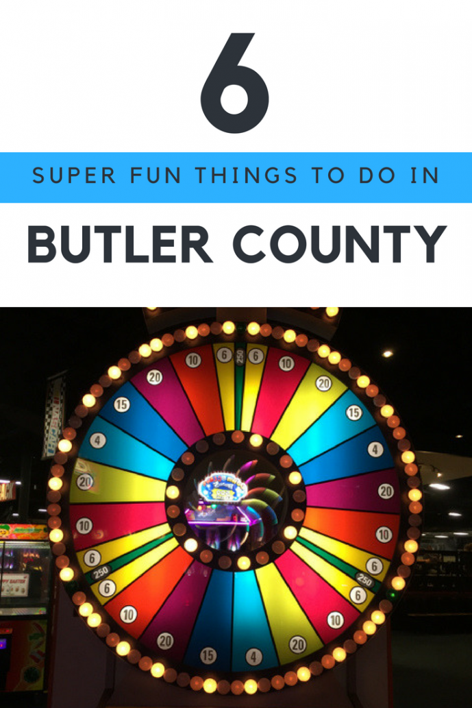 6 Super Fun Things to do with Kids in Butler County, Ohio