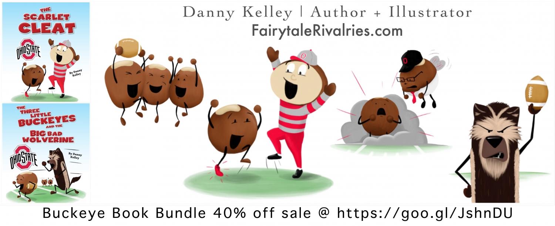 Danny Kelley Books