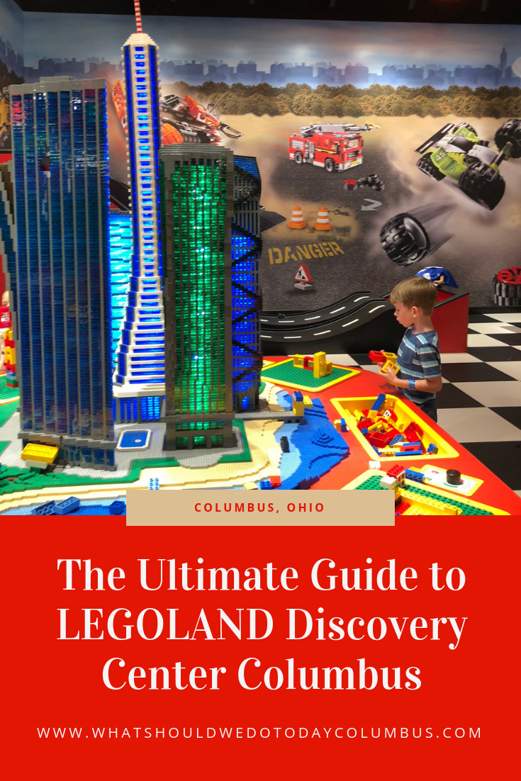LEGOLAND Discovery Center columbus ohio